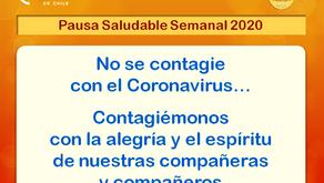 PAUSA SALUDABLE SEMANAL 2020