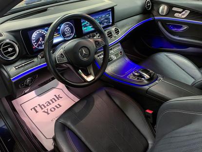 Mercedes Benz E-450