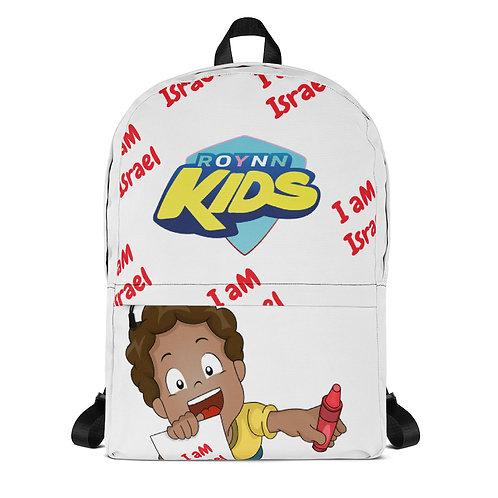 """Curious Judah"" Backpack"