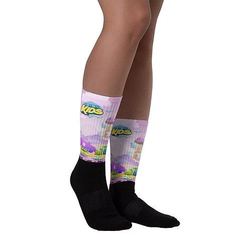"""Princess of Zion"" Socks"