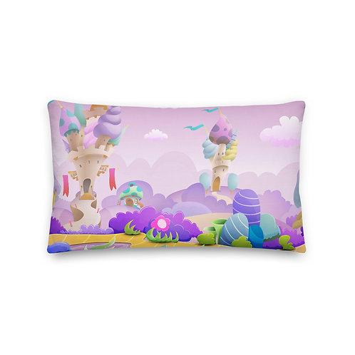 """Princess of Zion"" Premium Pillow"