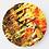 Thumbnail: Heir Trumpets Wall Clock by Isaiah Brown