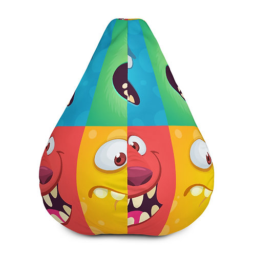 """ROYNN Kid's"" Bean Bag Chair w/ filling"