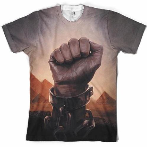 Hebrews Fist Shirt
