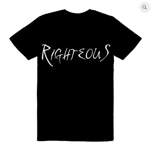 Righteous T Shirt Peezee