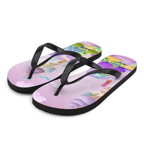 """Princess of Zion"" Flip-Flops"