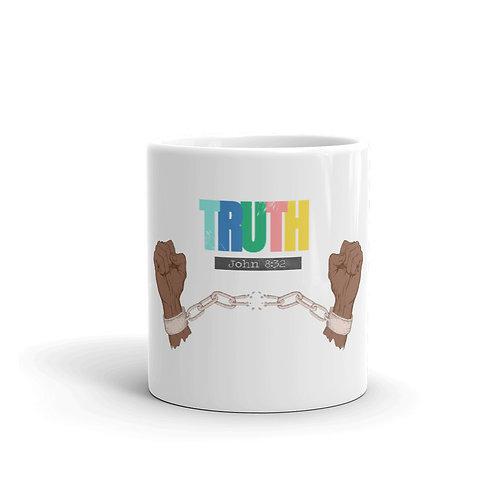 """""""Truth"""" Israelite Swag Mug"""