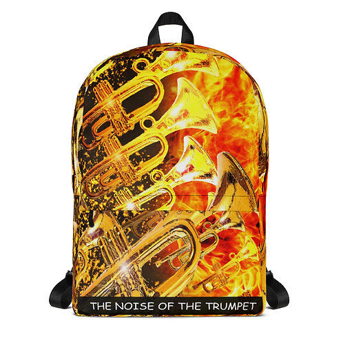 Heir Trumpet Backpack by Isaiah Brown