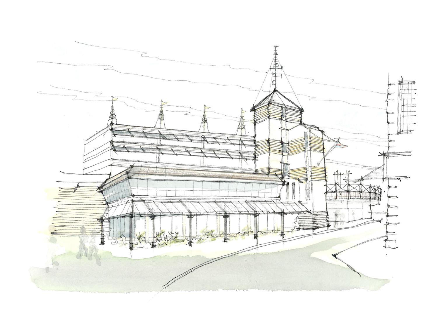 Tinopolis Concept Sketch