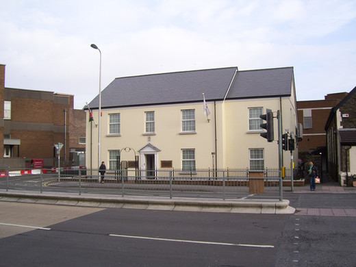 Old Vicarage -Town Council Chambers