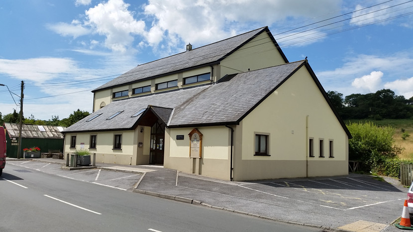 Laugharne Town Hall