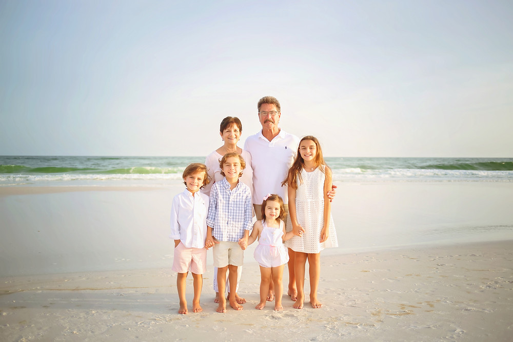 30a family portrait beach photographer