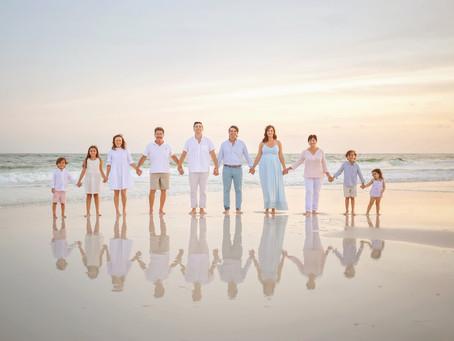 A Beautiful Family Session - Destin 30a Photographer