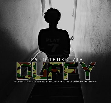 "Paco Troxclair ""Going Duffy"""