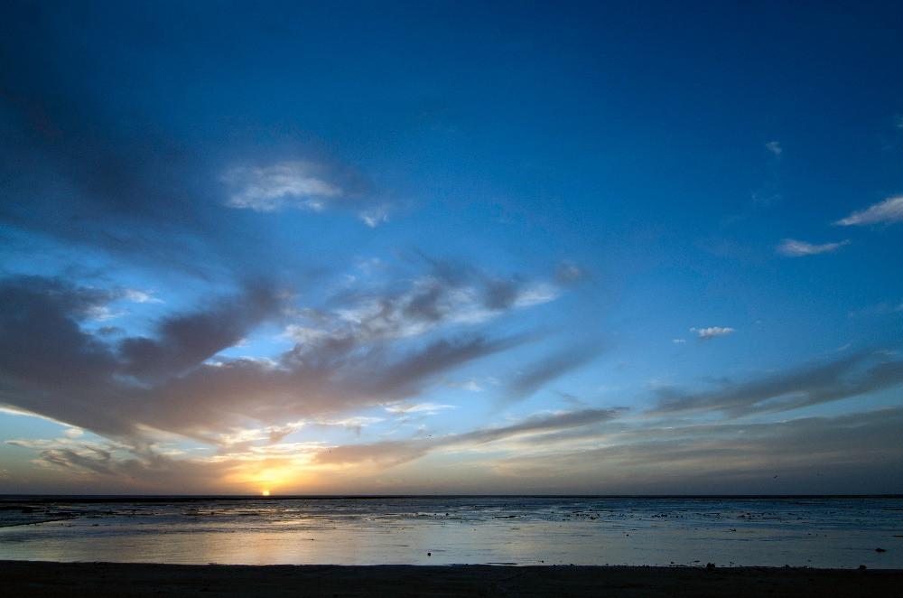 Sunset from Heron Island