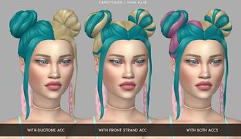 Yumi Hair - Acc Examples