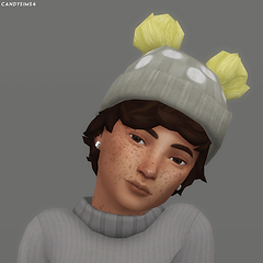 CUTE BEANIE | CHILDREN VERSION