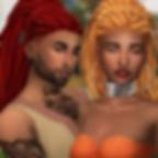 NALA & SIMBA HAIRS