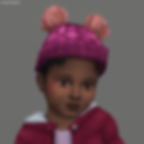 CUTE BEANIE | TODDLER VERSION