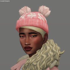 CUTE BEANIE | TEEN TO ELDER VERSION
