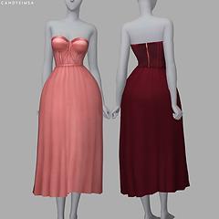 DONATELLA DRESS | VERSION 5