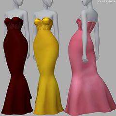 DONATELLA DRESS | VERSION 6