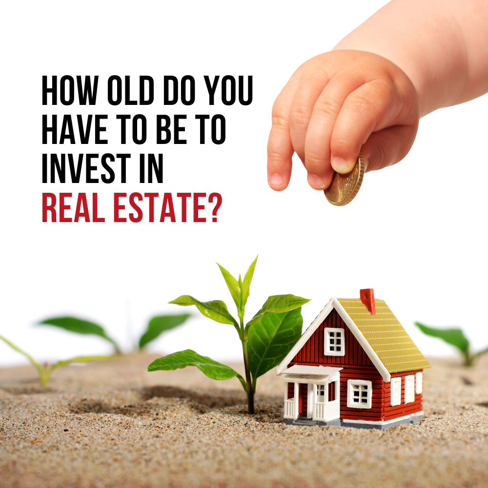 Jacques Poujade Talks About Investing: How Old Do You Have To Be To Invest In Real Estate