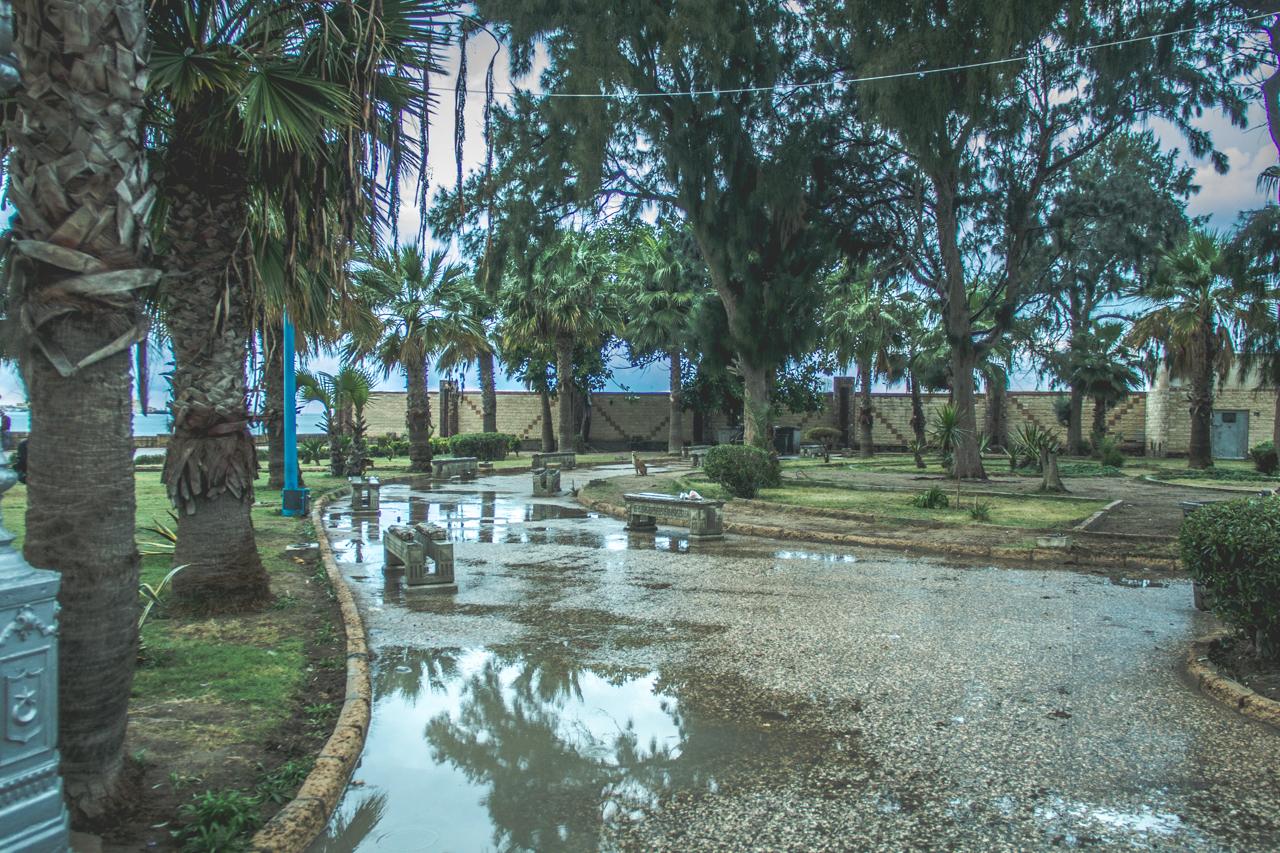 حديقة السلسلة