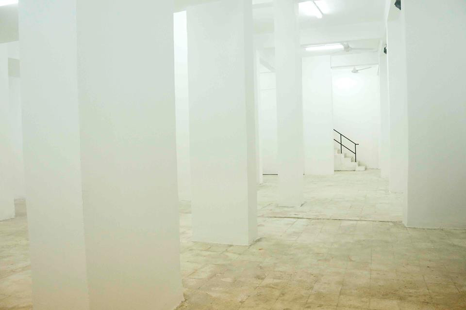 """مساحة """"ماس الإسكندرية"""""""