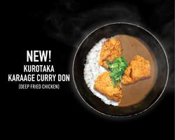 2020-05-06 Kurotaka Karaage Curry Banner
