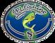SFLFishing Mahi Logo with airbrush yello