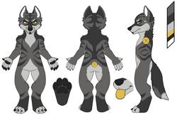 coal wolf adopt