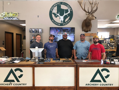 Best Place in Texas for all your Archery needs