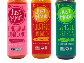 Delicious 8-packs from Just Made Juice