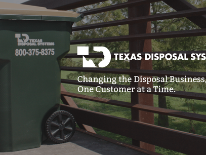 Texas Disposal Systems is Here to Help With All Spring Cleaning Needs