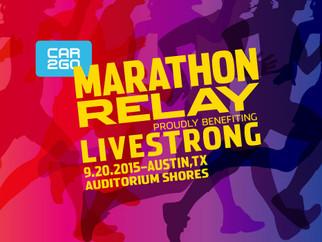 Car2Go Marathon Relay September 20th