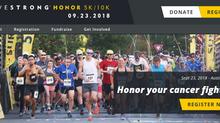 LIVEstrong Honor 5k/10k