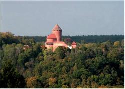 Baltic castle tours