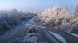 Winter tours in Latvia