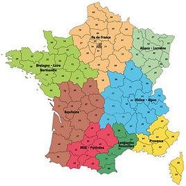 carte delegations metropole_2019_DM avec
