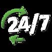 24-7 emergency service
