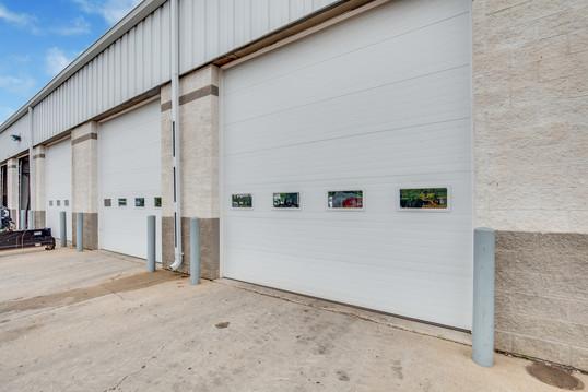 Amarr Commercial overhead doors