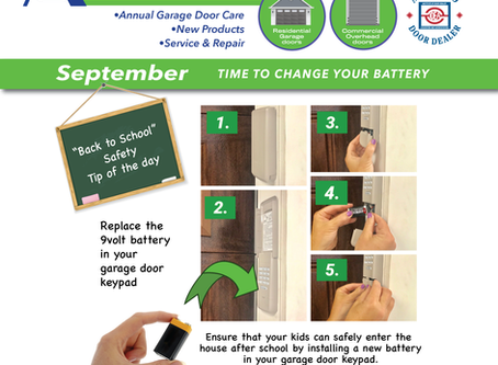 Time to change your battery!!!