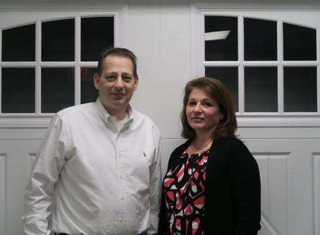 Ernie & Lisa supporting INCubator@BHS
