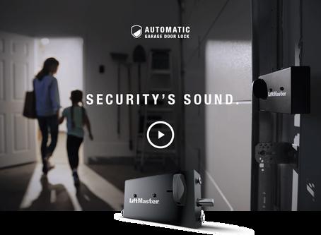 LiftMaster's Automatic Deadbolt