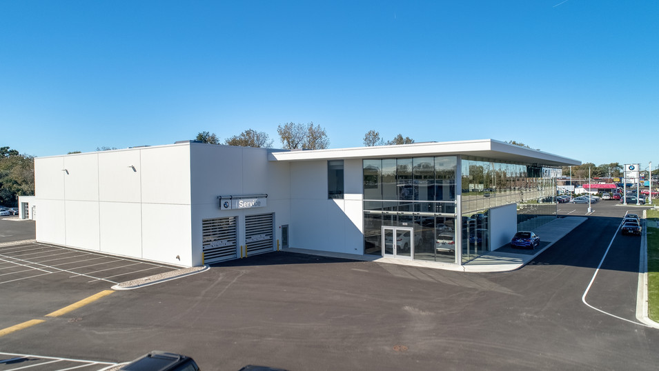 Automotive Dealership Rytec High Performance Doors