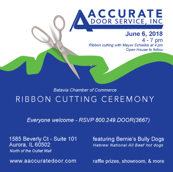 OPEN HOUSE and RIBBON CUTTING
