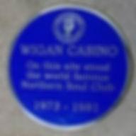 Wigan casino was here