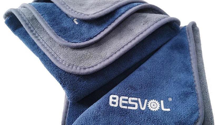 BESVOL microfibre cloth 600 gsm -1 pc