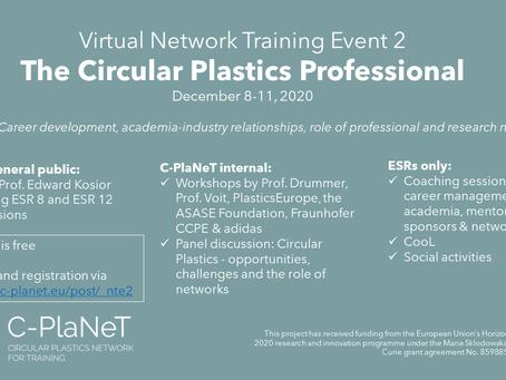 C-PlaNeT NTE 2 08/12 - 11/12 online event